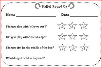Mallet Round Up: Self Assessment for Mallet Technique
