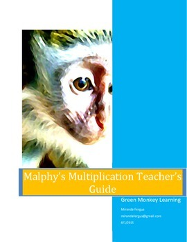 Malphy's Multiplication Playing Cards Instruction Guide