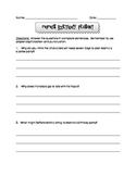 Mama's Birthday Present Comprehension Questions