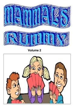 Mammals 2 Rummy