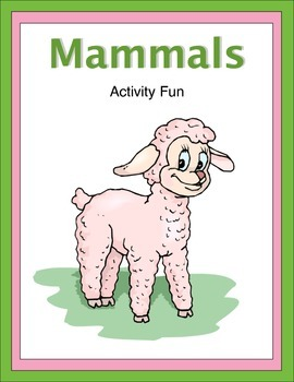 Mammals Activity Fun
