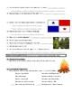 Man vs Wild Panama Jungle (Video Worksheet)