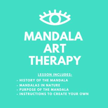 Mandala Art Therapy (Psychology)