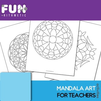 Mandala Art for Teachers Bundle