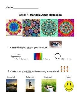 Mandala Reflection