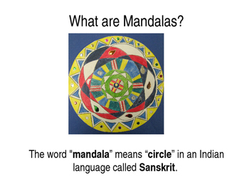 Mandalas in Many Cultures