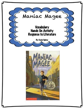 Maniac Magee Pack