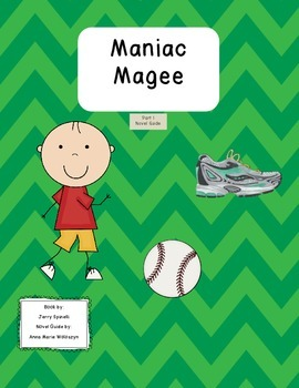 Maniac Magee study guide Part I