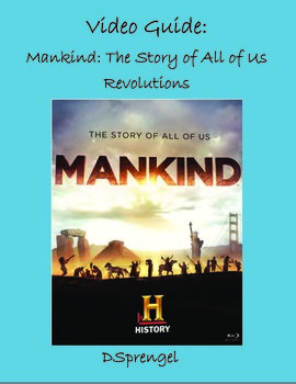 Mankind The Story of All of Us Revolutions Episode 2013 Vi