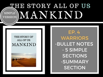 Mankind The Story of all of US Warriors Episode 4 History Channel