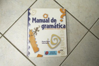 Manual de gramatica - Grammar reference for students of Spanish