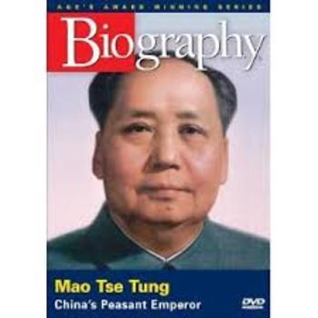 Mao Tse Tung: China's Peasant Emperor Biography fill-in-th