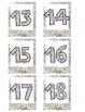 Map Calendar Numbers (1-31)