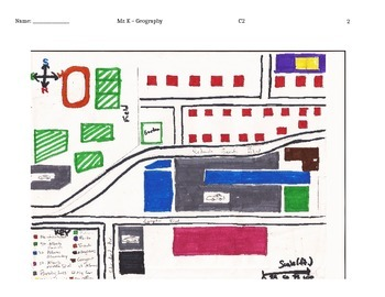 How to Create a Map Project: Activity to Connect Students