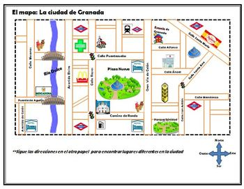Map & Directions/Commands Activity