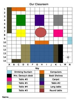 Map Grid Assessment