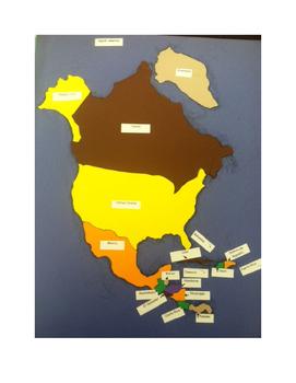 Map Making (North America)