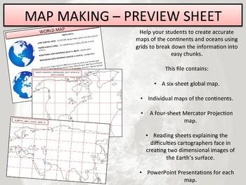 Map Making Unit & Puzzles