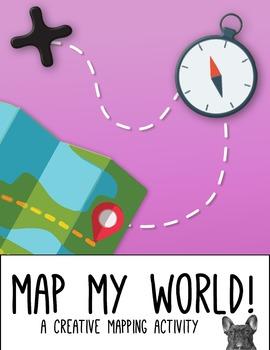 Map My World! [Common Core]