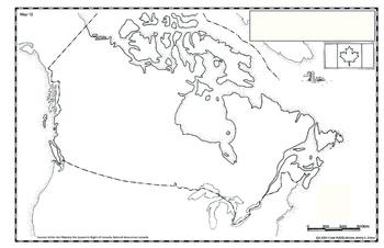 Canada Map #12
