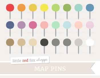 Map Pin Clipart