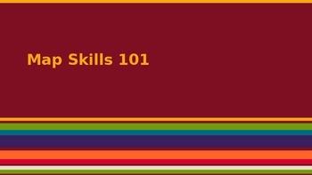 Map Skills 101