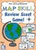 Map Skills Interactive Activity Bundle!  (intermediate grades)