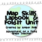 Map Skills Lapbook Unit