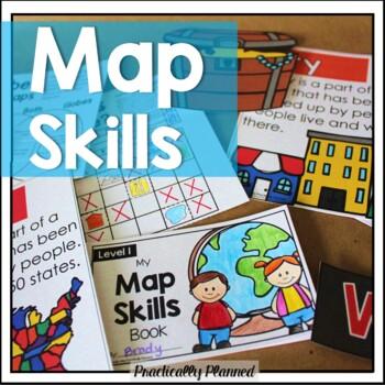 Map Skills Mini Unit