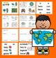 Map Skills Readers - Differentiate!  3 Reading Levels + Vo
