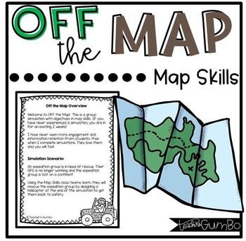 Map Skills Simulation - Off the Map Unit