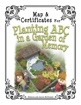 Map and Certificates of Achievement for Planting ABC in a