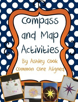 Map and Compass Activities
