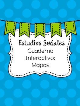 Mapas: Cuaderno Interactivo