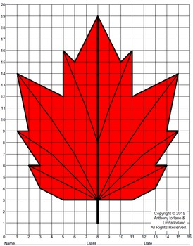 Maple Leaf Mystery Picture