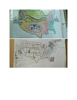 Mapping Modern America