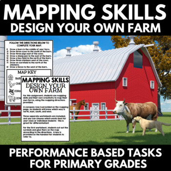 Mapping Skills and Activities - Geography - Map Design