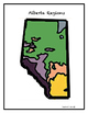 Mapping Skills and Matching Game-  The 6 Natural Regions o