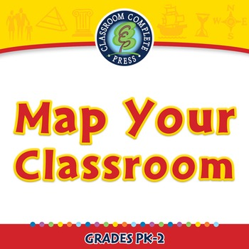 Mapping Skills with Google Earth™: Map Your Classroom - PC
