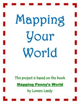 Mapping Your World (Mapping Penny's World)