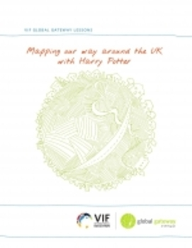 Mapping our way around the UK with Harry Potter