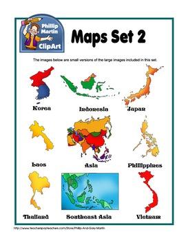 Maps Set 2