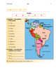Spanish in Europe and the Americas - Content based maps -