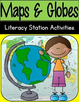 Maps and Globes Activities