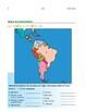 Maps. Content based Spanish speaking world