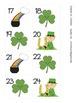 March ABBC pattern calendar pieces
