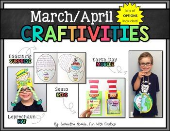 March/April CRAFTIVITIES