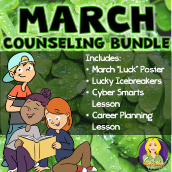 March Counseling Bundle