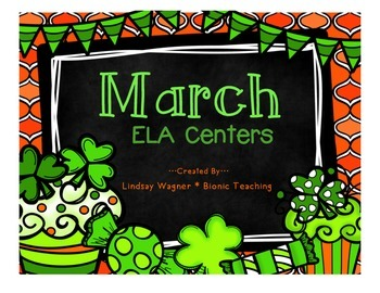 March ELA Centers