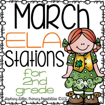March ELA Stations